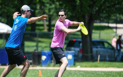 Ultimate-Frisbee-Leagues