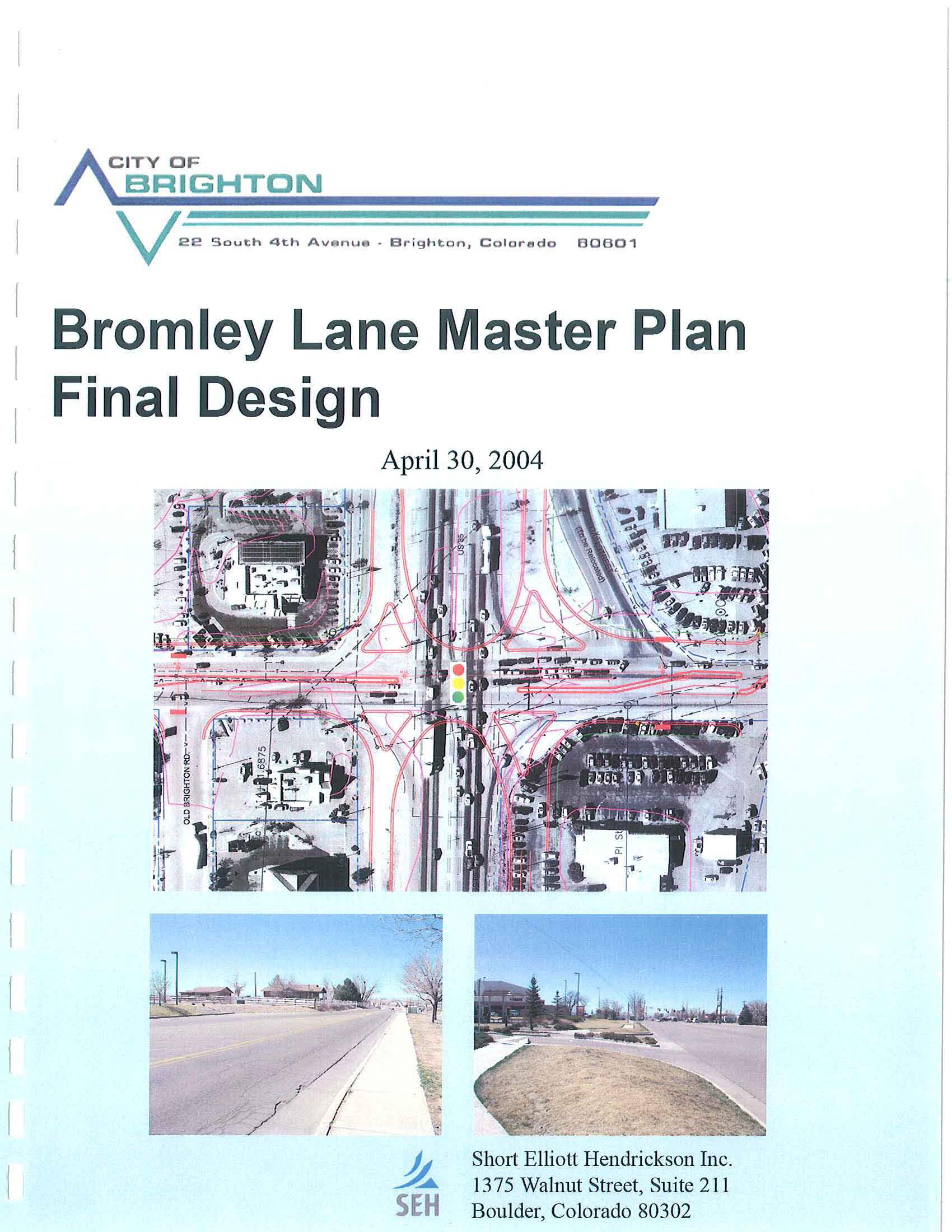 Bromley Lane MP Cover