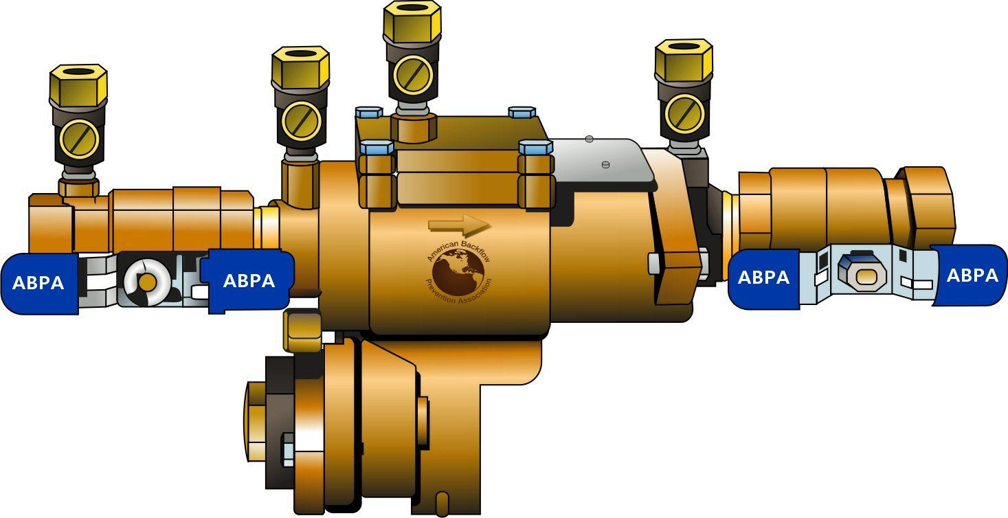 Reduced Pressure Backflow Prevention Assembly