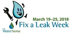 Fix a Leak Week 2018